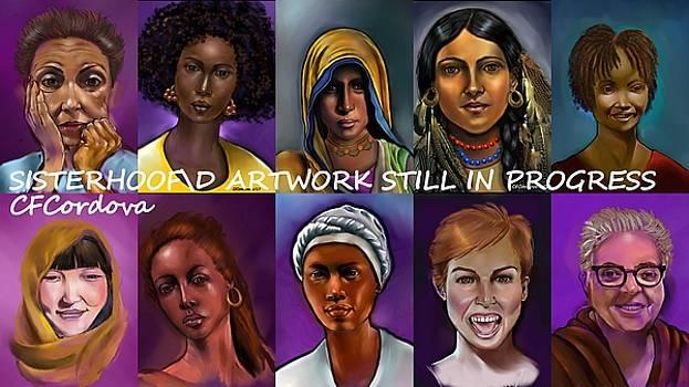 Sisterhood Continues by Carmen Cordova