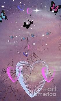 Sisterly Love by Diamante Lavendar