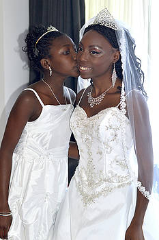 Sisters by Carmel Joseph