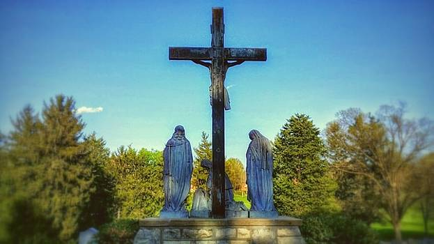 Sisters Cemetery by Dustin Soph