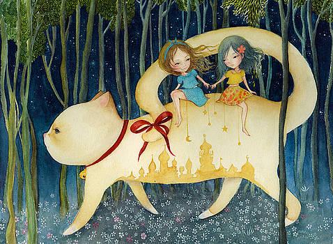 Sisters by Eva Yue Wang