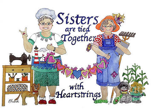 Sisters by Rosemary Aubut