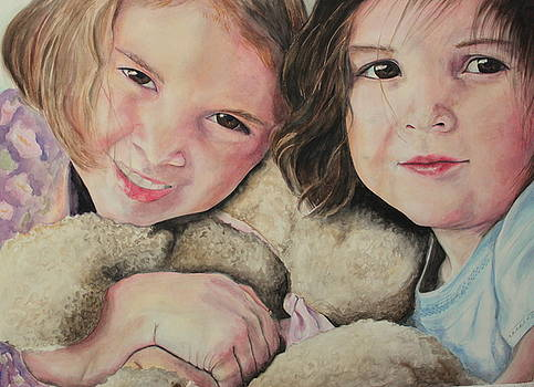 Sisters by Susan Gauthier