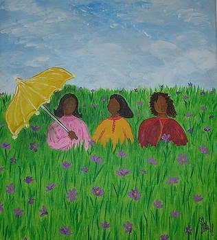 Sheila J Hall - Sisters Talk