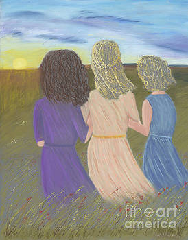Sisters by Vonna Beam