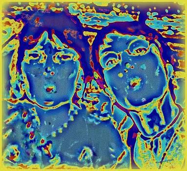 Sisters by YoMamaBird Rhonda