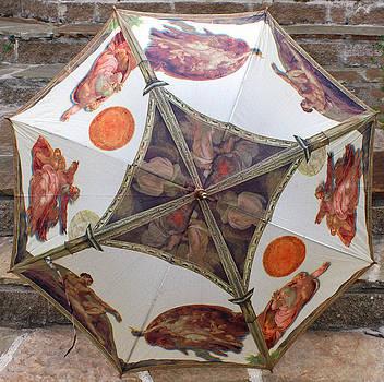 Sistine Chapel Umbrella by Joy Tudor