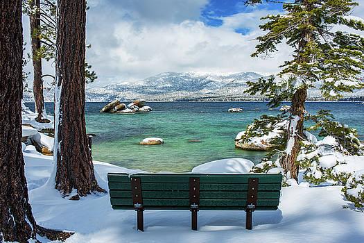 Sit and Relax by Brad Scott by Brad Scott