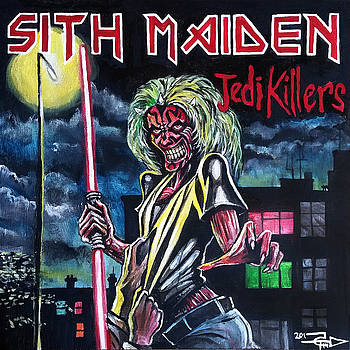Sith Maiden by Tom Carlton