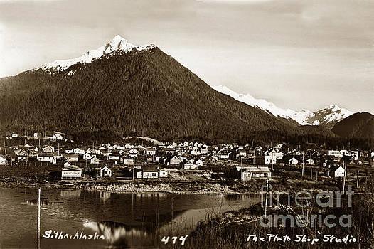 California Views Mr Pat Hathaway Archives - Sitka Alaska No. 474 Circa 1935