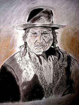 Sitting Bull by Debbie Braswell