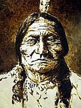 Sitting Bull by Kevin Heaney
