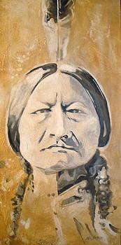 Sitting Bull by Lelia DeMello