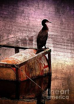 Sitting on the Dock of the Bay by Clare Bevan
