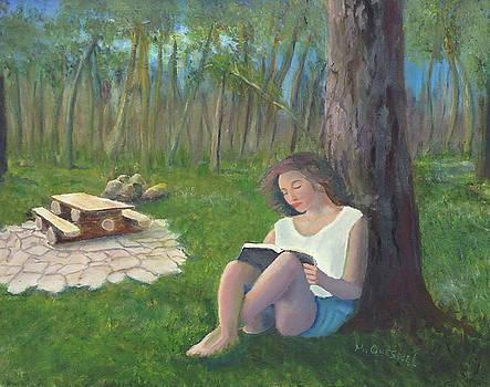 Sitting Pretty by Marcel Quesnel