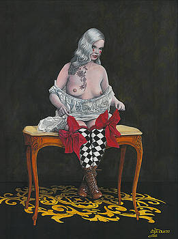 Sitting Pretty by TP Dunn