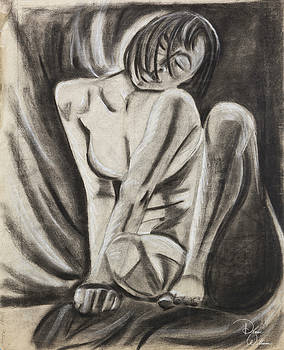 Sitting Women by Denise Jo Williams