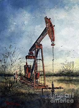 Sitton Pumpjack by Tim Oliver