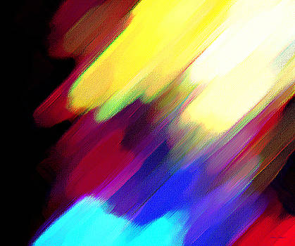 Sivilia 1 Abstract by Donna Corless