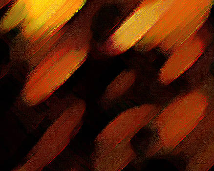 Donna Corless - Sivilia 7 Abstract