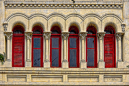 Christopher Holmes - Six Arched Windows
