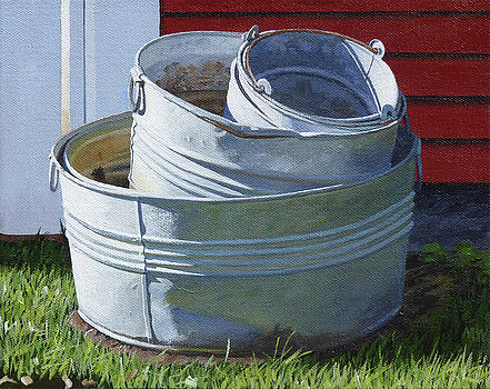 Six Buckets by Michael Ward