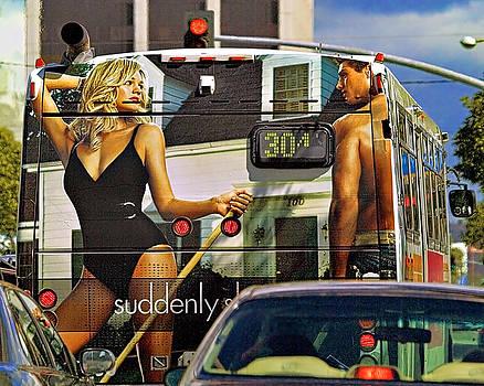 Sixteen Stop Lights by Chuck Brittenham