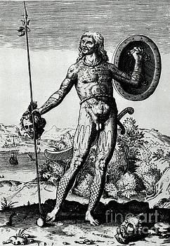 Peter Ogden - Sixteenth Century Pictish Warrior