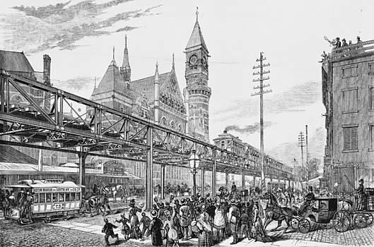 Omikron - Sixth Avenue El Train 1878