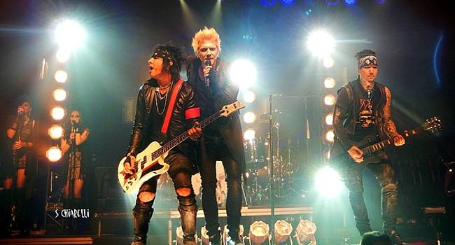 Sixx AM by Steve Chiarelli