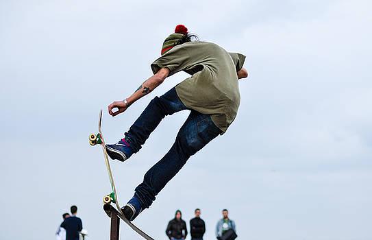 Skateboarder by Freepassenger By Ozzy CG