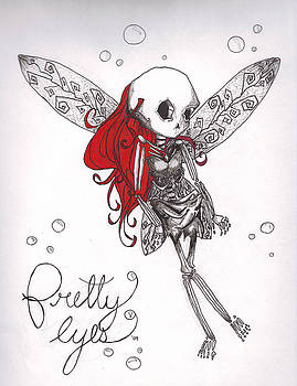 Skele-fairy by Violet Oreilley