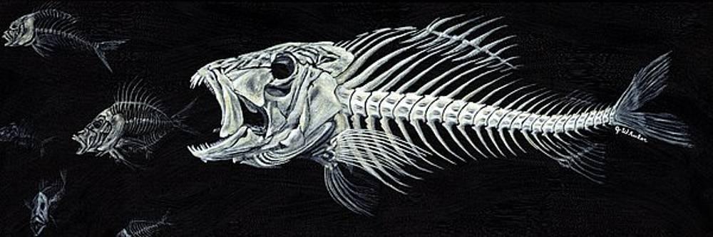 Skeletail by JoAnn Wheeler