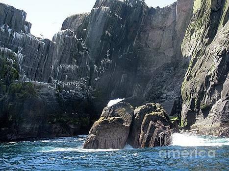 Skellig Islands 3 by Crystal Rosene