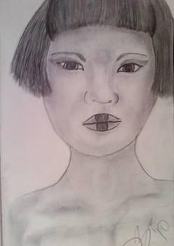 Sketch 5 by Dorine Coello