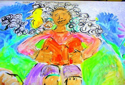 Sketch by Joyce Goldin