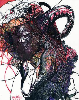 Sketchy Diva by Eddie Rifkind