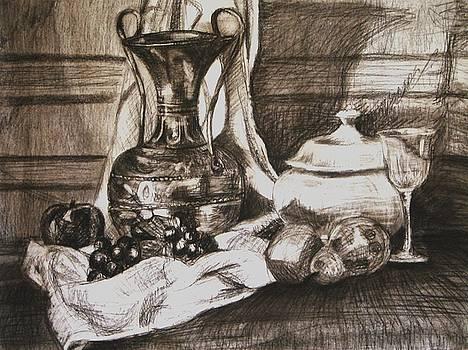 Sketchy Life by Jenni Walford