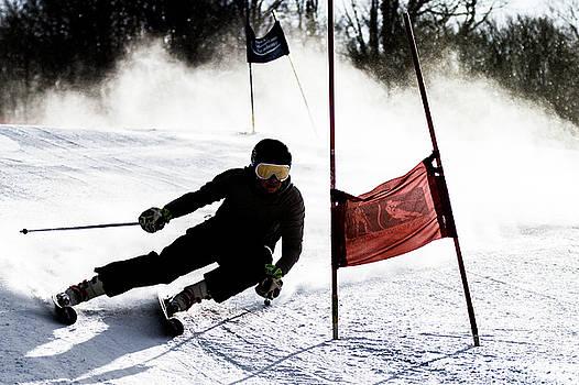 Ski Racer 2 by Tim Kirchoff