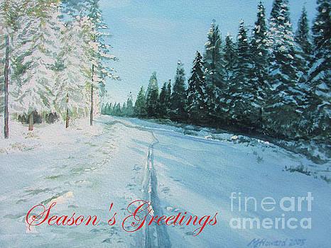 Martin Howard - Ski Tracks Season