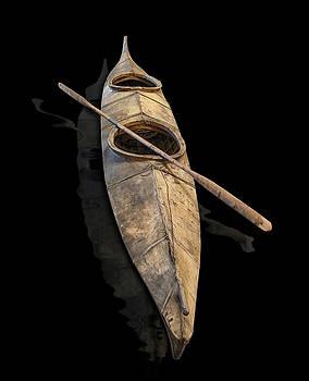 Skin Kayak  by Gary Warnimont