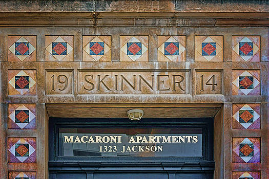 Nikolyn McDonald - Skinner - Macaroni Apartments - Omaha