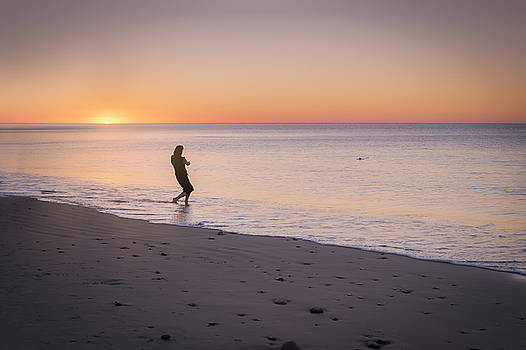 Skipping Stones by Ray Warren