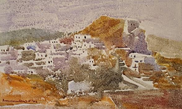 Skiros Island by George Siaba