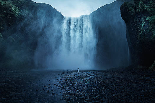 Skogafoss  by TJ Drysdale