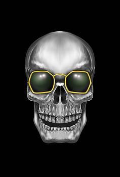 Skull Art by Luis Padilla