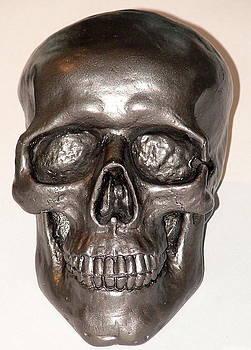 Skull by Kent Pasilis