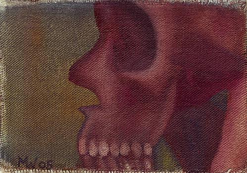 Skull by M Blaze Wolenski