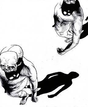 Skullmen  by Aug Kim