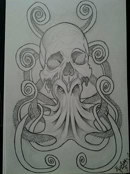 Skullopus by Aaron Druliner